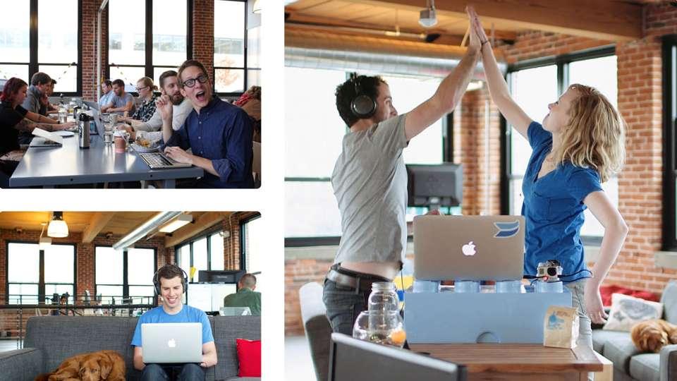 Muchas empresas utilizan a sus mismos empleados para hacer video marketing con resultados profesionales