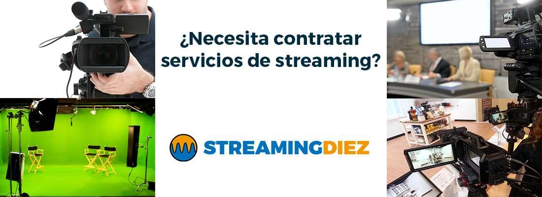 Servicios de Streaming Online