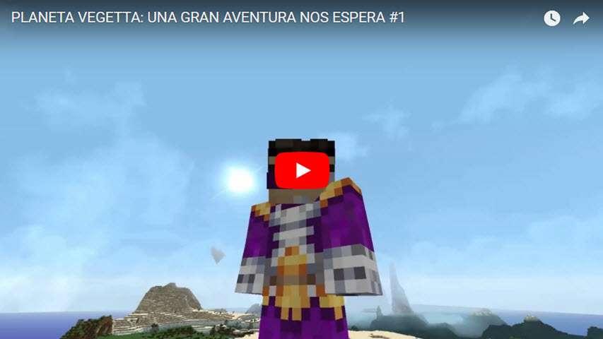Youtuber Vegetta